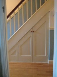 Under Stairs Closet Door | Under Stair Storage | Pinterest ...