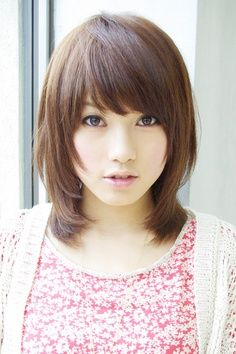 Beautiful Japanese Hairstyles For Young Girls 2014 2 Fashion