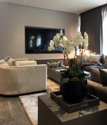 Private Residence Living Room Janey Butler Interiors