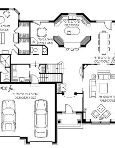 Architectural plans tips how create your own impressive contemporary home design modern house also rh za pinterest