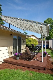 Patio Cover Replaced Skylift Roof Riser Brackets