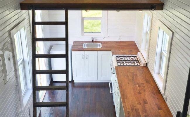 Modern Tiny House Interior Tiny House Pinterest