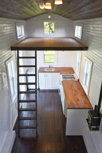 Modern tiny house interior | tiny house | Pinterest ...