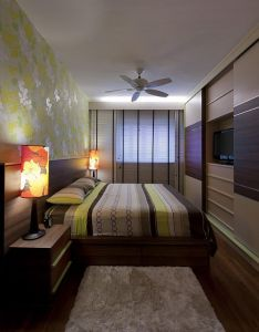 How to decorate  long narrow bedroom placement also with tv in closet decoracion pinterest rh