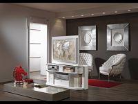Revolving tv stand Vismara design for middle room tv turn ...