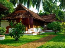 India Kerala Traditional House
