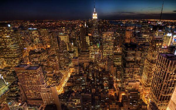 Empire State Building Hd Desktop Wallpaper Widescreen High Wallpapers