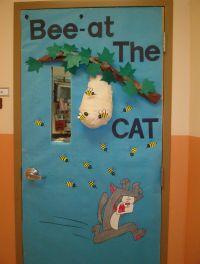 Classroom door decoration contest for Florida Aptitude ...
