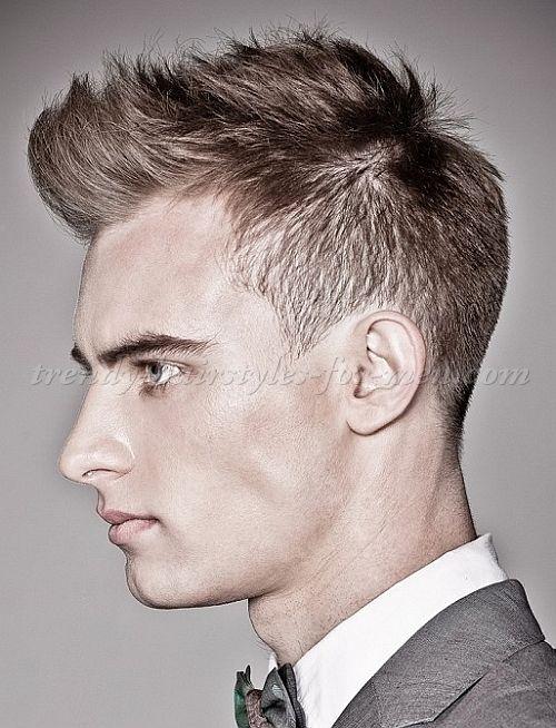 Brush Up Hairstyles Brush Up Hairstyle Men's Hairstyles