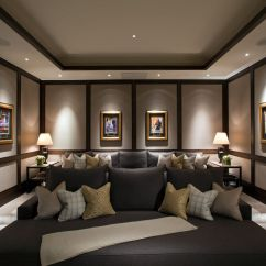 Home Theatre Sofas India Sofa Bed Fast Delivery Uk Downlights At Their Best When Lighting Artwork Furniture