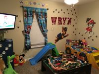 My sons new room! | My sons Paw Patrol bedroom ...
