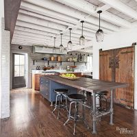 Industrial Meets Rustic in This Kitchen | Kitchen design ...