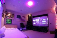 47+ Epic Video Game Room Decoration Ideas for 2017