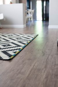 New Floors! Shaw Floors Resilient Vinyl