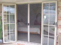 Retractable screen door for french doors | Home Style ...