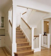 Traditional Staircase Split Level Staircase Design ...