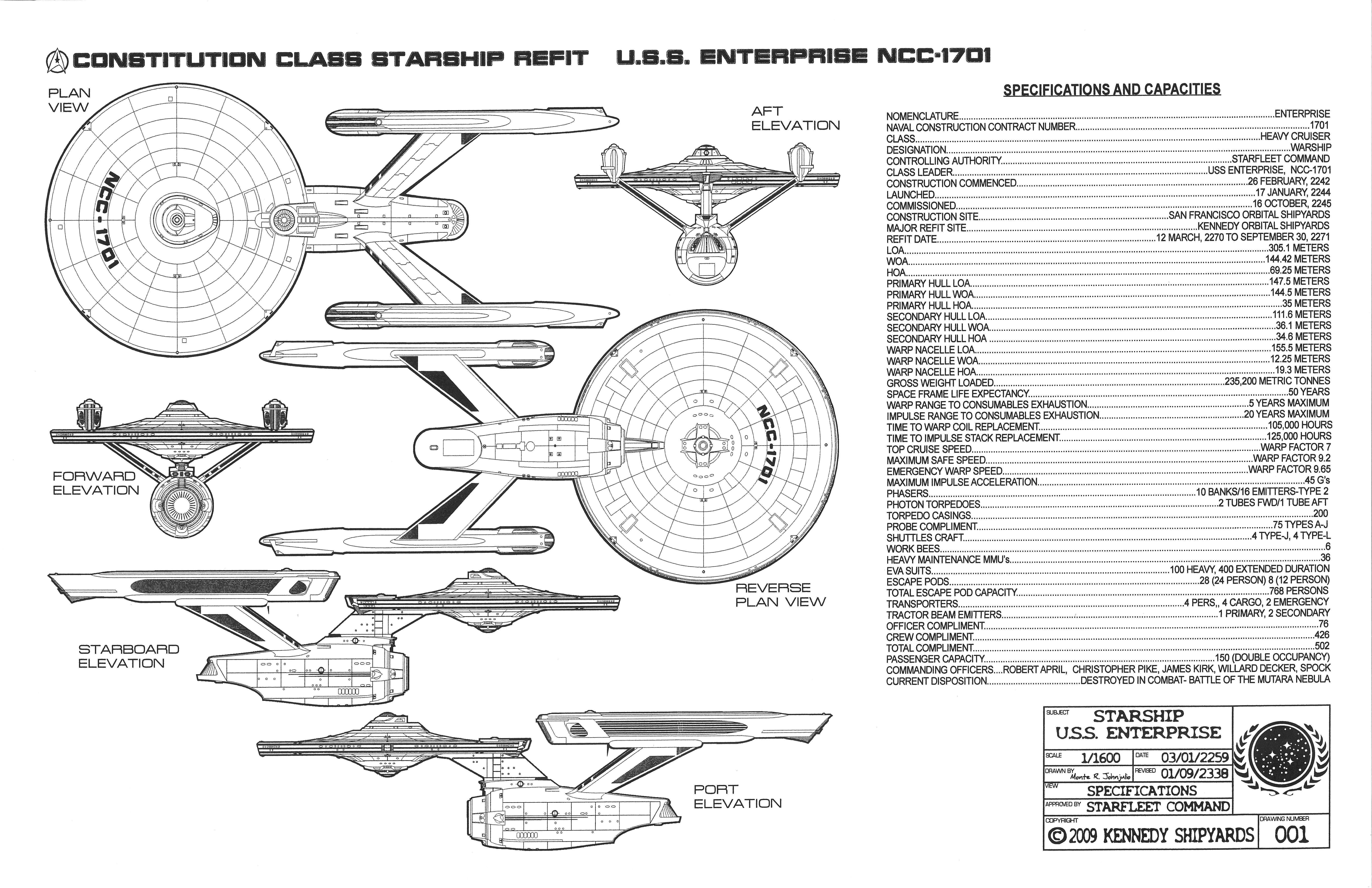Enterprise Ncc