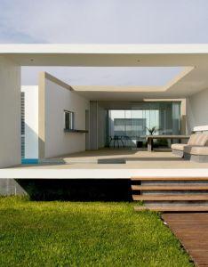 Gallery of house in las arenas javier artadi also modern rh za pinterest
