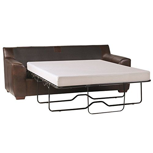 Zinus Sleep Master Cool Gel Memory Foam 5 Inch Sleeper Sofa Mattress Replacement Bed