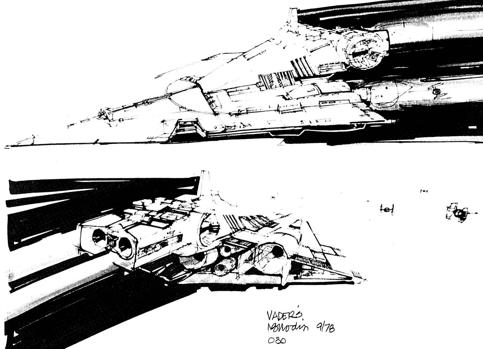 Concept Art Joe Johnston