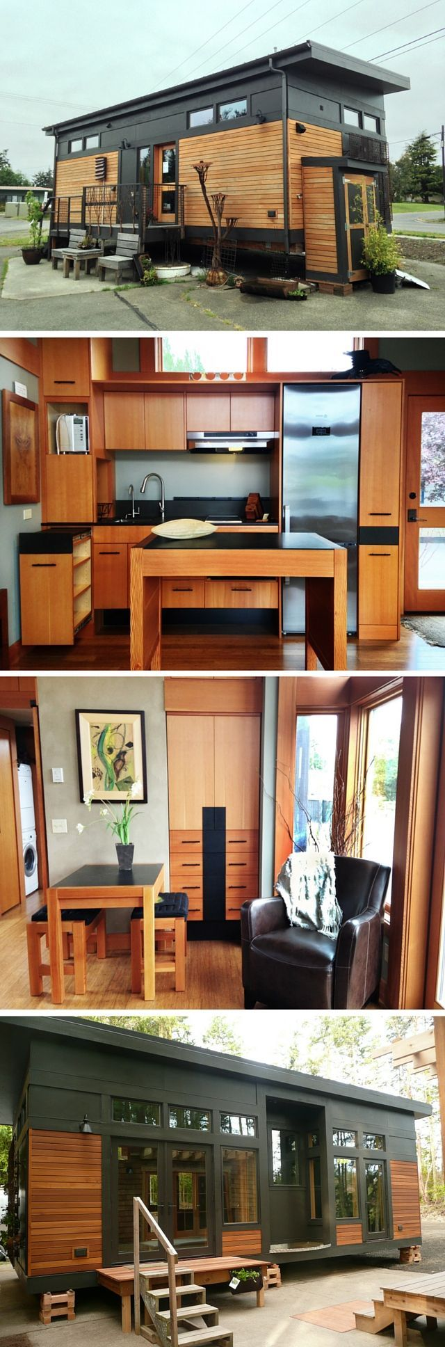 Best Tiny Homes Images On Pinterest Architecture Small Houses And Tiny House Plans