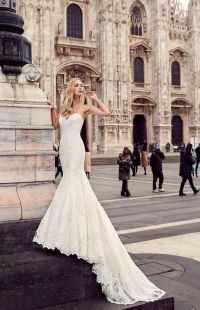 Eddy K 2017 Wedding Dresses - Milano Bridal Collection ...