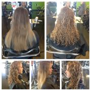 wavy spiral perm- bad hair