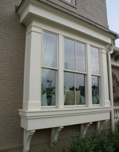 Window bump out house exterior pinterest bay windows and outside designs also best images about trim bays on rh