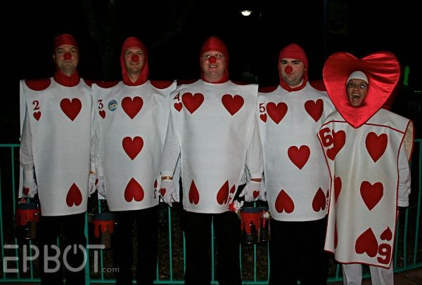 Playing Card Costumes And Dress