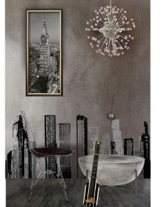 modern setting by jesking liked on polyvore featuring interior interiors roommate decorroommatesdesign homesinterior also rh pinterest