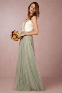 Louise Tulle Skirt in Bridesmaids Bridesmaid Dresses at ...