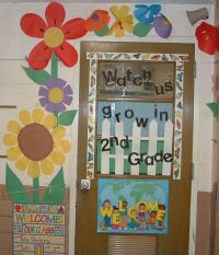 Preschool Door Decorations For Back To School ...