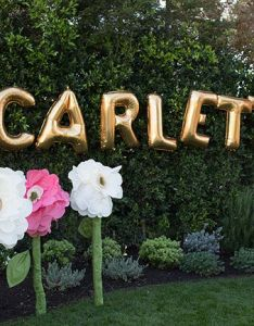 Scarlett   first birthday party molly sims st ideas for girls also stella rh pinterest