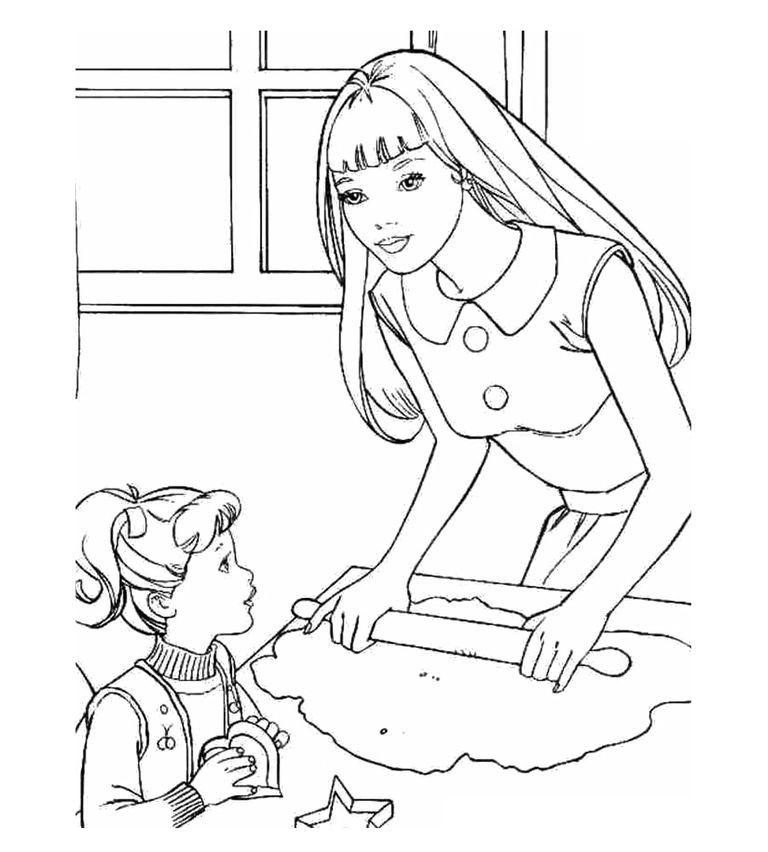 Den matek (druhá květnová neděle)