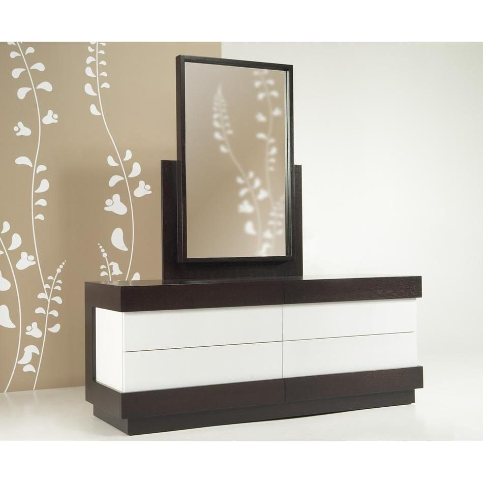 Modern dresser decor for the bedroom See more at http