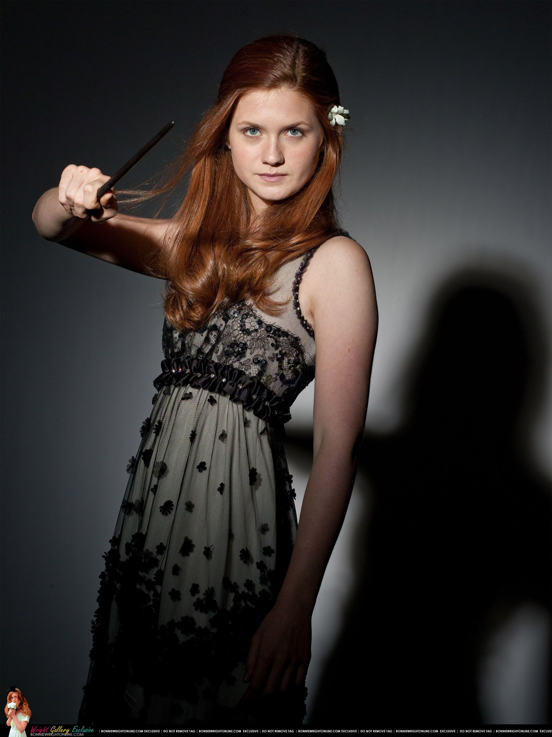 Ginny Weasleymy Idol! She's Got The Most Balls Out Of