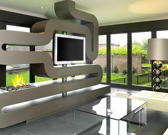 Unique Interior Design Ideas – One Bright Idea To Produce A Design