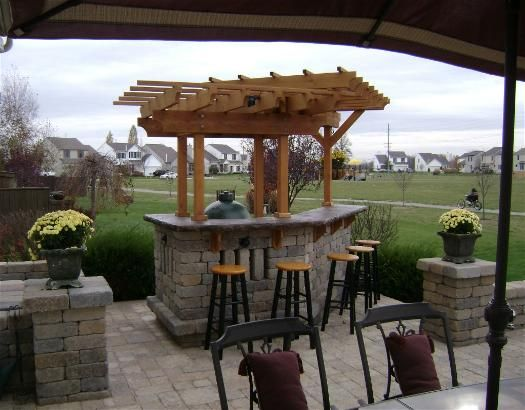 20 Creative Patio Outdoor Bar Ideas You Must Try At Your Backyard