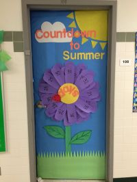 Classroom Door Decoration Ideas Summer