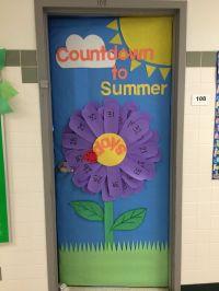 Classroom Door Decoration Ideas Summer