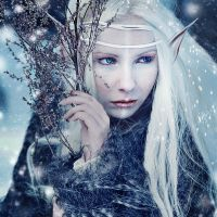 Annabell Pauses A Moment To Catch Her Breath More Mystical Full Hd Winter Snow Fairy Make Up Looks Ideas Trends For Laptop