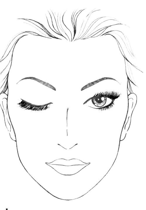 small resolution of blank mac face charts makeup anarchist pictures this is botox face diagram man botox face diagram man