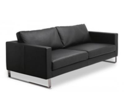 sofa-schwarz-leder   furniture   ledersofa   pinterest