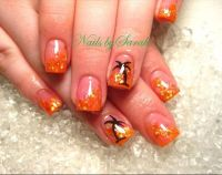 Cruise Nail Designs | tropical cruise nail art photos tags ...