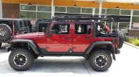 Uneek 4x4 jk unlimited roof rack | jeep | Pinterest | Roof ...