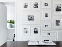 Darryl Carter | love the gallery wall of family photos ...