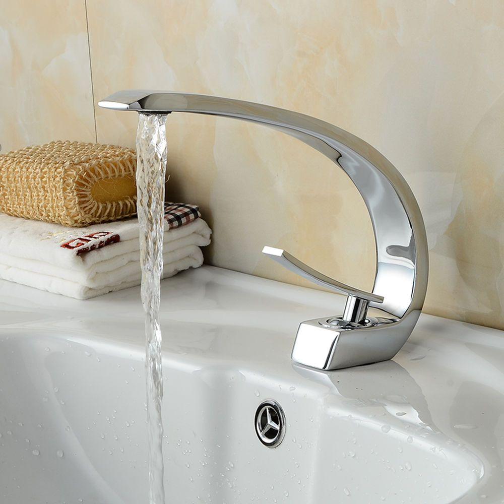 Design Waschtischarmatur Waschbecken Wasserhahn