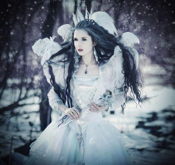 Winter Snow Princess Ice Queen