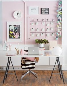 happy and dreamy offices daily dream decor bloglovin  also have you experienced this late  social change desks studio rh pinterest