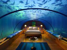 Hilton Maldives Underwater Hotel